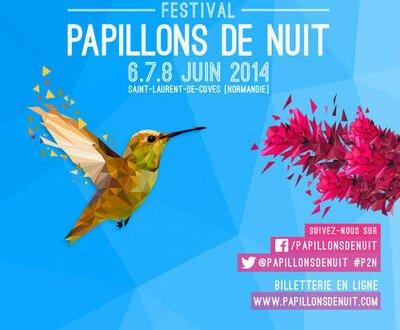 Festival Papillons de Nuit 2014