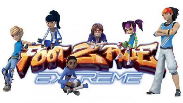 Image du programme Foot 2 rue extrême