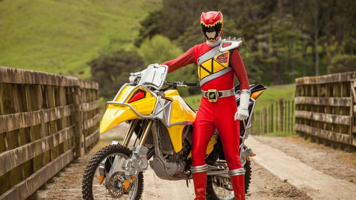 Image du programme Power Rangers Dino Charge