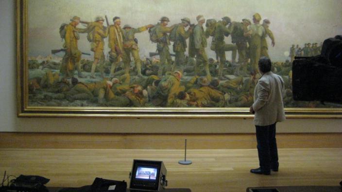 Image du programme L'art des tranchées