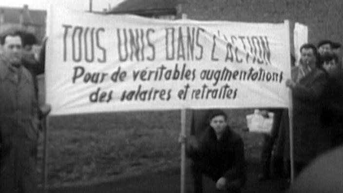 Image du programme Syndicats, histoire d'un contre-pouvoir
