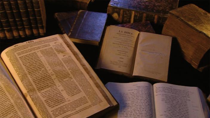 Image du programme La bible dévoilée