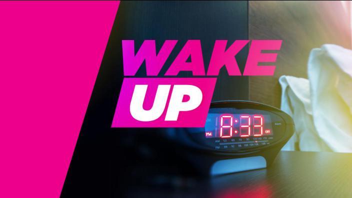 Image du programme Wake up du 23/10/2016