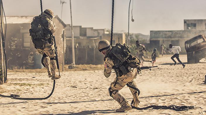 Image du programme No Man Left Behind