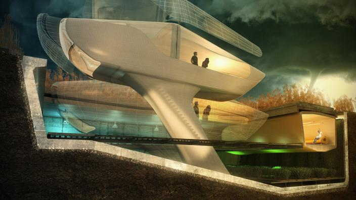 Image du programme L'architecture climatique : construire pour demain