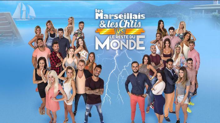 Image du programme Les Marseillais et les Ch'tis vs le Reste du monde