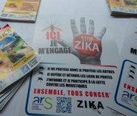 """Guadeloupe: l'épidémie de zika en """"phase croissante"""""""