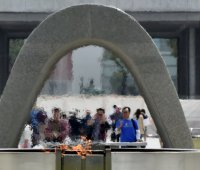 Hiroshima: ce qu'une explosion atomique produit sur le corps humain