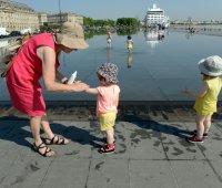 Eté et jeunes enfants: pensez aux lunettes, oubliez les bouées