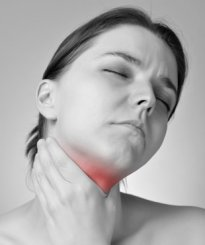 Infection des amygdales