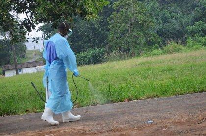 Ebola pourrait se propager
