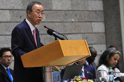Ban Ki-moon appelle à mettre fin à l'excision en