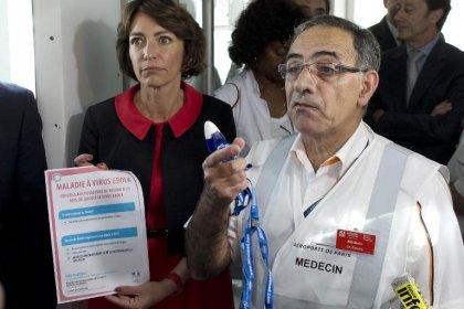 Ebola: la France est équipée, les soignants informés
