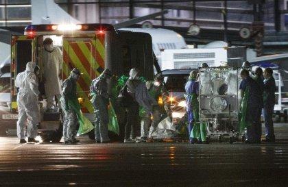Le virus Ebola inquiète l'Europe, nouveaux foyers en Sierra Leone