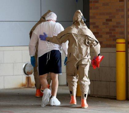 Ebola: 1ère infection aux Etats-Unis confirmée