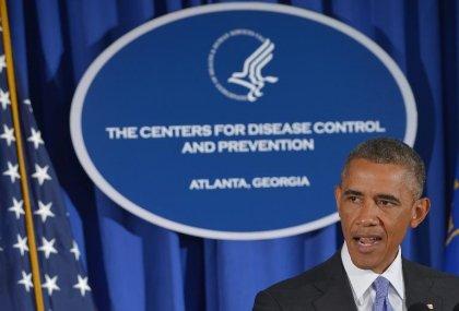 Ebola: les pays touchés espèrent reprendre le dessus grâce à l'aide militaire américaine