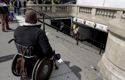 Loi de 2005: les handicapés se sentent toujours