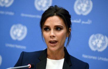 Victoria Beckham devient ambassadrice de l'Onu sur le sida