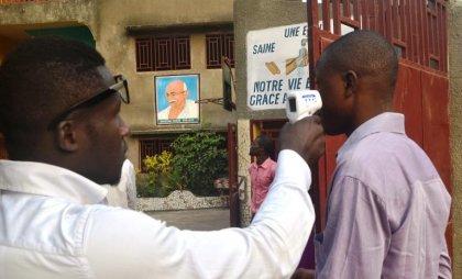 Ebola: le nombre de cas augmente pour la deuxième semaine de suite