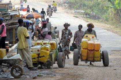 Fièvre Ebola en Guinée: peur sur Guéckédou