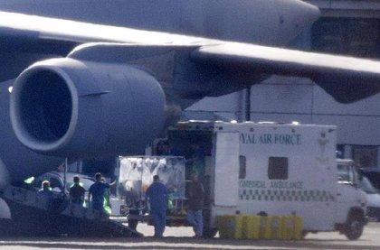 Une soignante britannique atteinte d'Ebola en Sierra Leone rapatriée