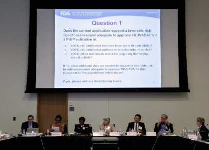 USA/sida: les USA pour un usage préventif élargi des antirétroviraux