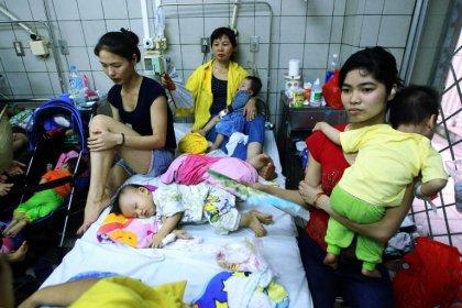Le Vietnam lutte contre une épidémie de rougeole meurtrière