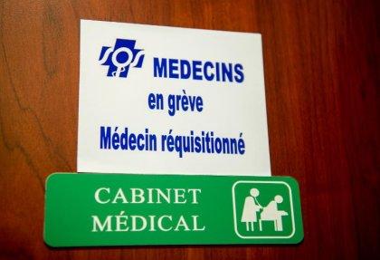 Médecins libéraux: 58% des Français soutiennent la grève