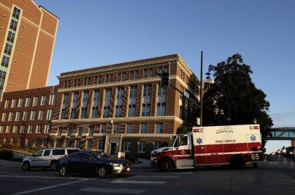 Ebola: un médecin sierra-léonais infecté arrive aux Etats-Unis pour être soigné