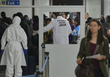 Ebola: appel à la vigilance à l'approche des fêtes de fin d'année