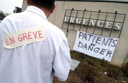 Plusieurs grèves dans le monde médical la semaine de Noël