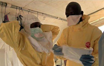 Fièvre hémorragique en Guinée: un cocktail de virus, dont Ebola