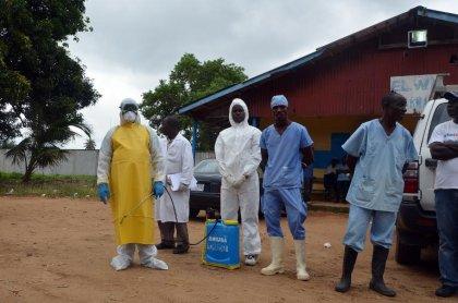 Ebola: constat d'impuissance des quatre pays africains en urgence sanitaire