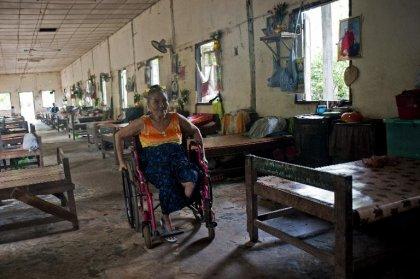 En Birmanie, la lutte contre une maladie oubliée, la lèpre