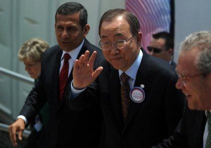 Ebola: le secrétaire général de l'ONU attendu en Afrique de l'Ouest