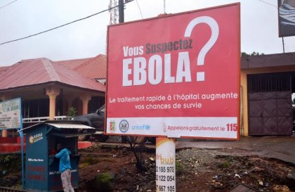 Ebola: la Guinée lance un nouveau plan d'urgence sanitaire accéléré