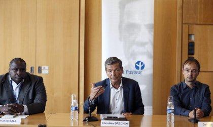 Ebola: l'Institut Pasteur se mobilise contre l'épidémie