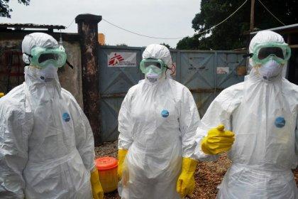 Ebola: premiers essais en Afrique de trois traitements, résultats en février