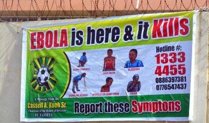 Ebola: le Liberia sous couvre-feu, les fausses alertes se multiplient