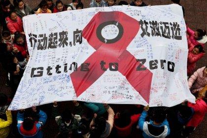 L'OMS appelle la Chine à agir davantage contre le sida