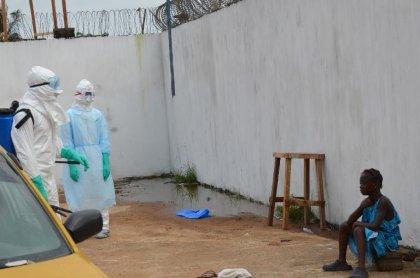 Ebola: l'épidémie