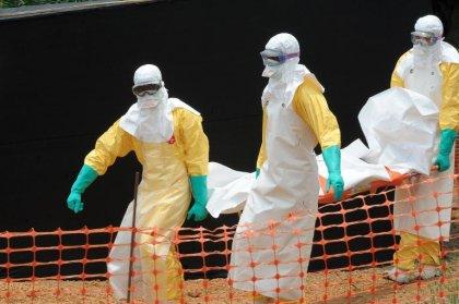 Forte hausse des cas de fièvre Ebola en Afrique