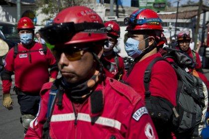 Explosion de gaz dans une maternité de Mexico: trois morts, 73 blessés
