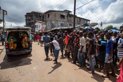 L'épidémie d'Ebola approche les 10.000 cas en Afrique de l'Ouest