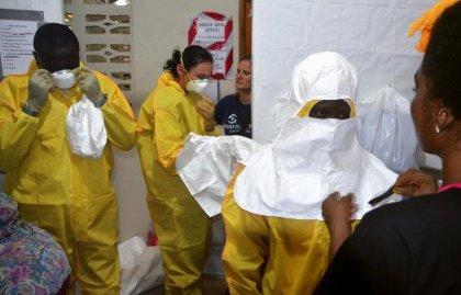 Dans un village du Liberia, des malades d'Ebola emmurés vivants