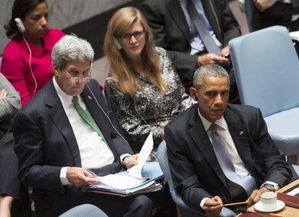 Ebola: l'ambassadrice américaine à l'Onu en tournée en Afrique