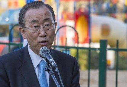 Ebola: Ban appelle à ne pas stigmatiser les soignants de retour d'Afrique
