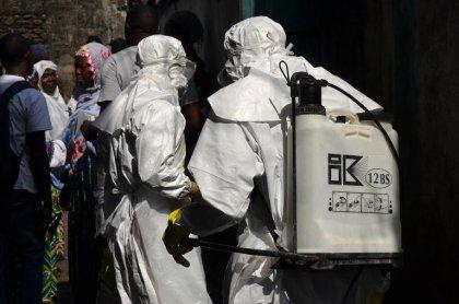 Ebola: les essais de vaccins progressent chez l'homme