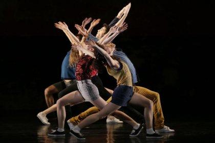 Le tabou de la souffrance dans la danse commence à tomber