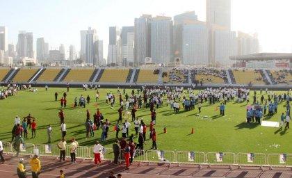 Le Qatar encourage la pratique du sport pour combattre l'obésité
